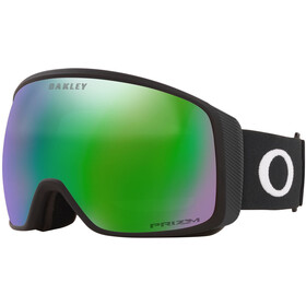 Oakley Flight Tracker XL Lunettes de ski Homme, matte black/prizm snow jade